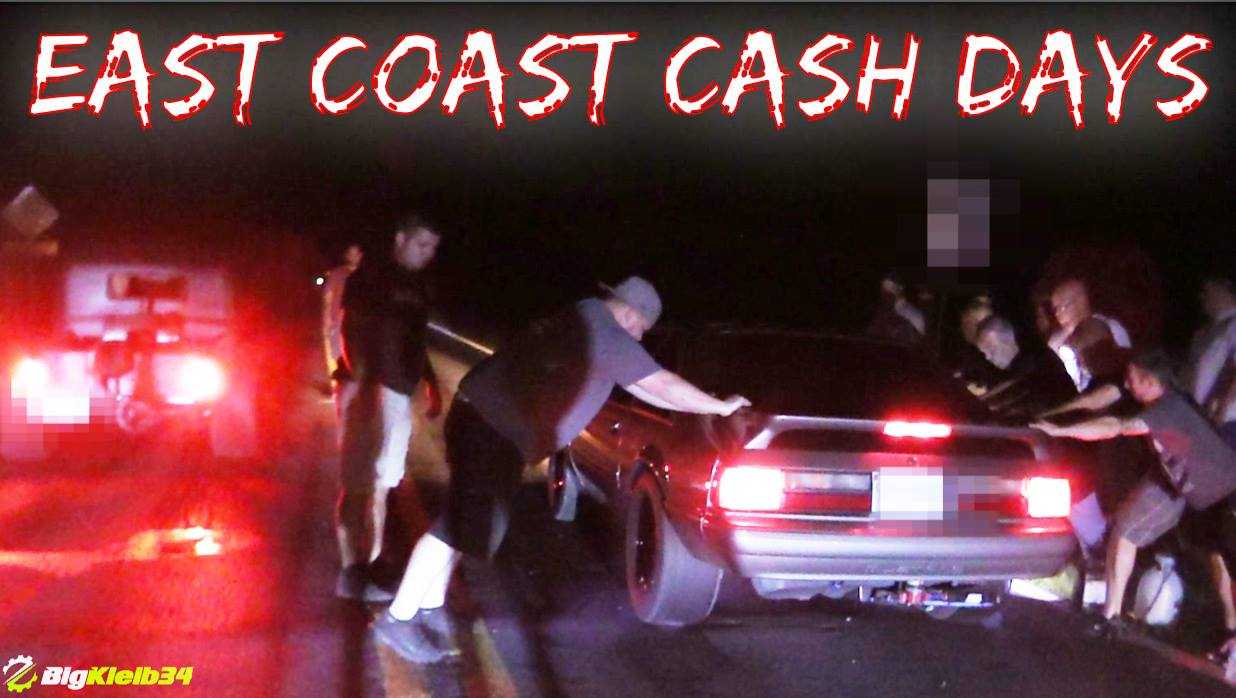 East Coast Cash Days Street Racing BATTLE Tournament!
